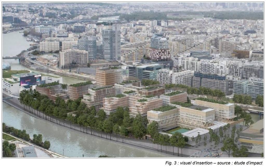 Campus Boulogne-Studios / Vivendi 53491910