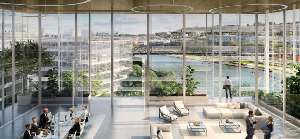 Campus Boulogne-Studios / Vivendi 53648510