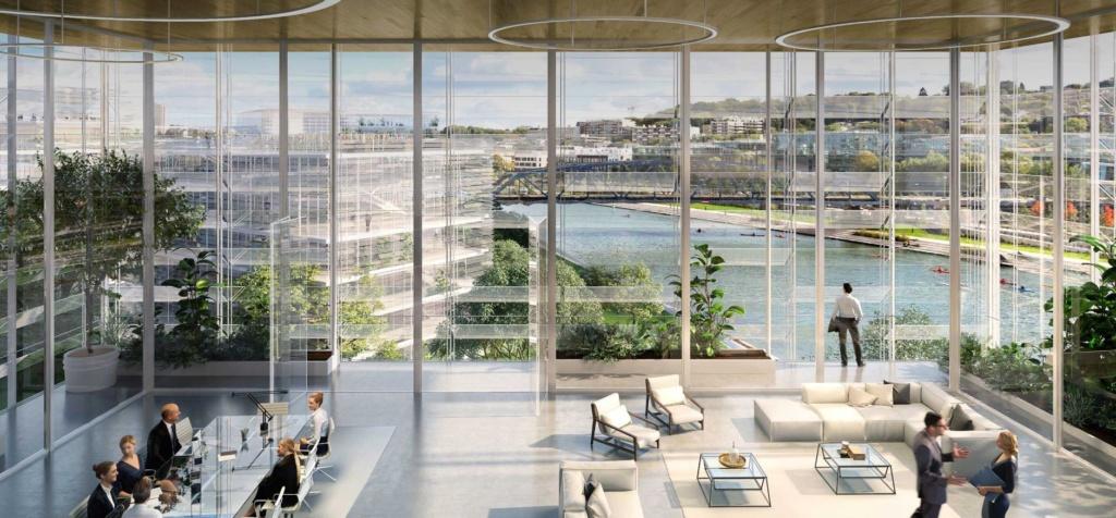 Campus Boulogne-Studios / Vivendi 53648511