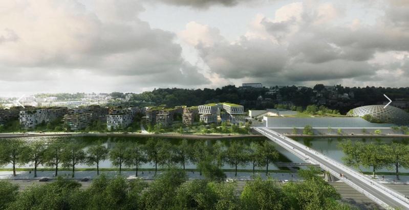 Histoire des projets pour l'île Seguin 53704710