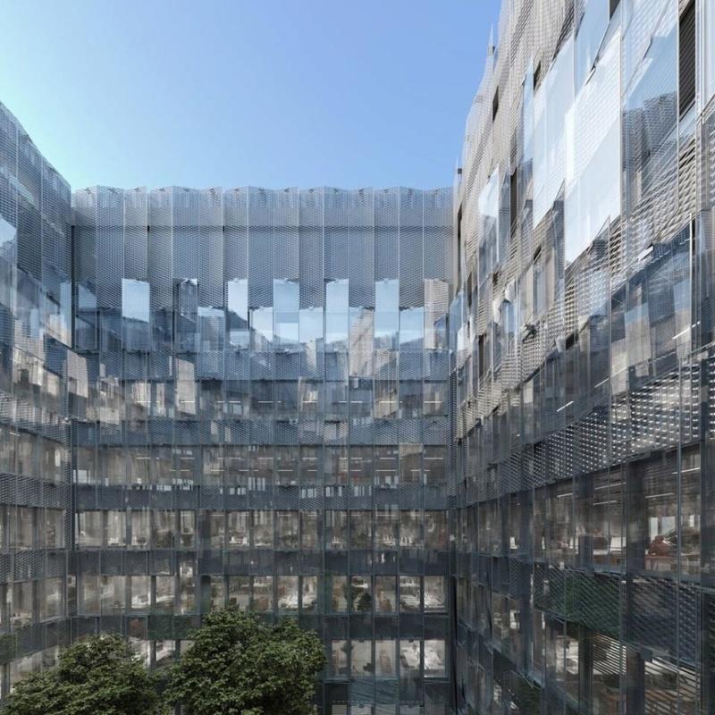 Immeuble Métal 57 (Ex Square Com - 57 Métal) 53821010