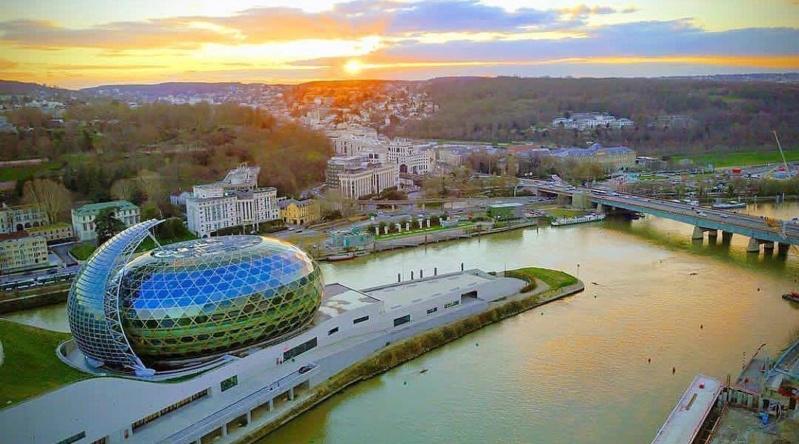La Seine Musicale de l'île Seguin 55523410