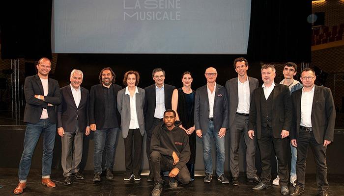 Concerts et spectacles à la Seine Musicale de l'île Seguin 61259510