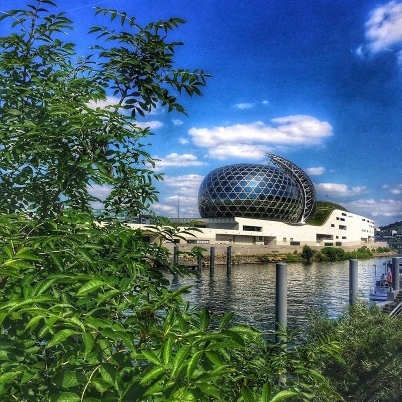 La Seine Musicale de l'île Seguin 61939010