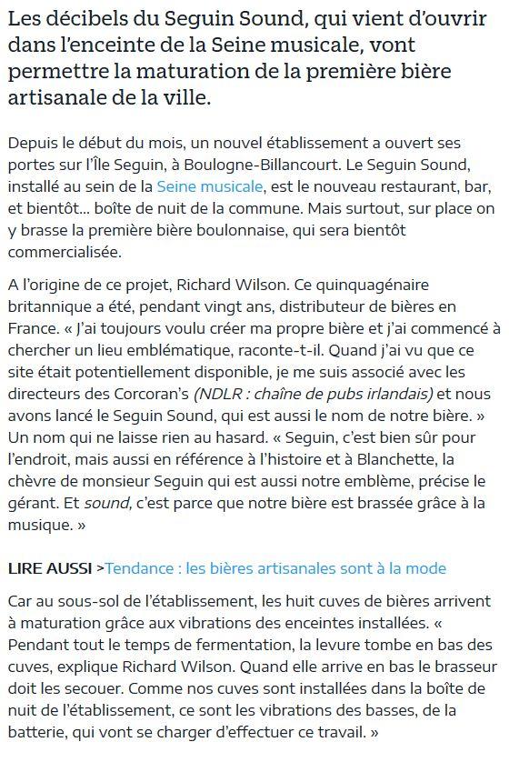 Micro Brasserie Seguin Sound Clipbo18