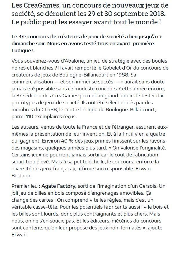 Centre Ludique de Boulogne-Billancourt (CLuBB) Clipbo21