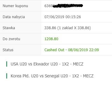 Mistrzostwa Świata U20 w Piłce Nożnej - Polska 2019 Cashou10