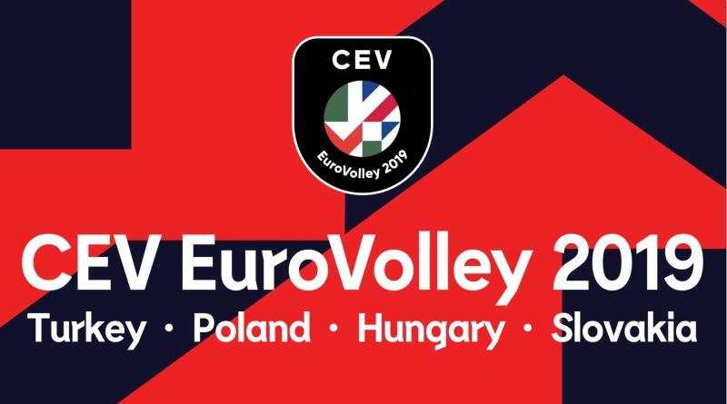 Mistrzostwa Europy w Siatkówce kobiet - Polska/Węgry/Turcja/Słowacja 2019 Eurovo10