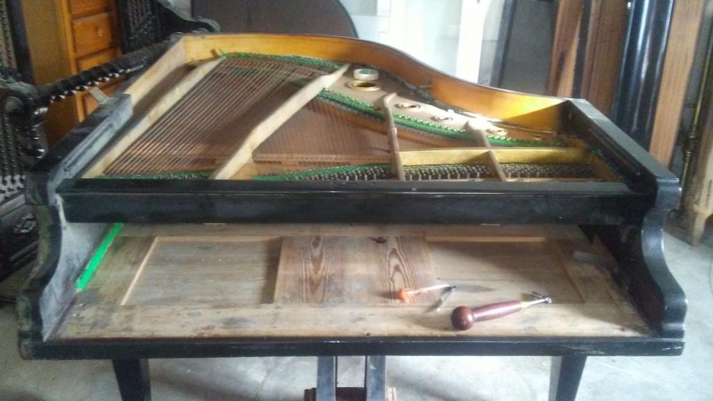 Piano de Cola Aeolian 119