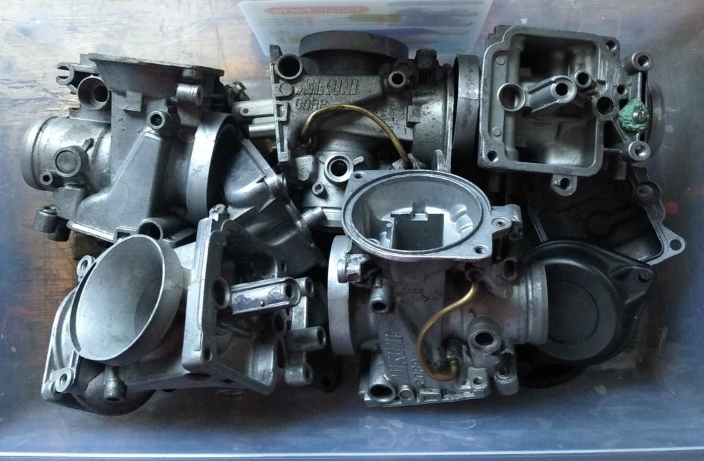 A la venta Suzuki GSF 400 Bandit Carbur11