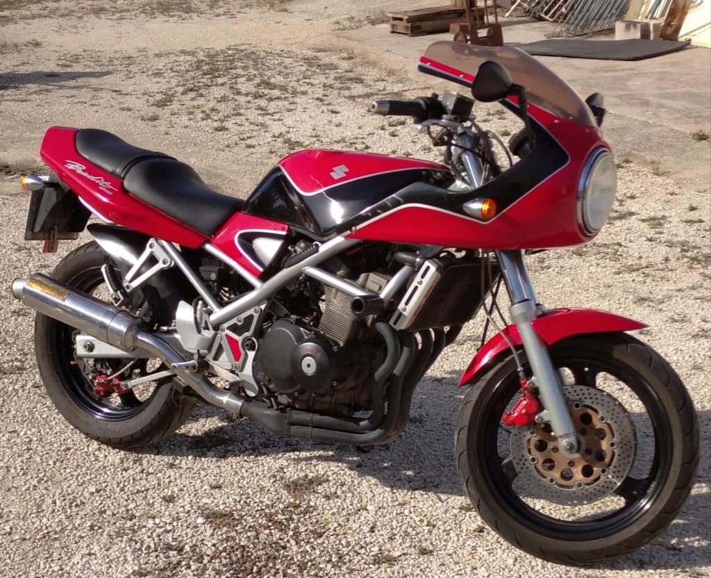 A la venta Suzuki GSF 400 Bandit Img_2229