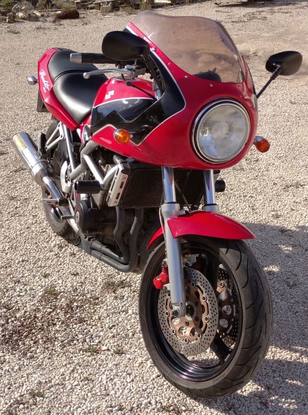 A la venta Suzuki GSF 400 Bandit Img_2231