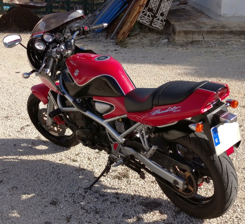 A la venta Suzuki GSF 400 Bandit Img_2232