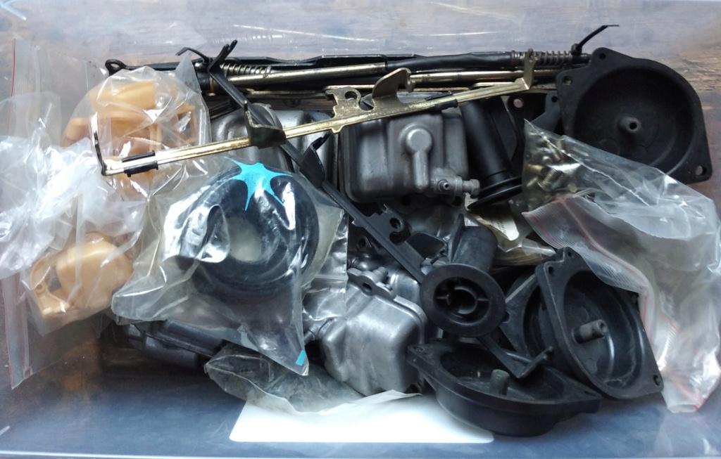 A la venta Suzuki GSF 400 Bandit Img_2238