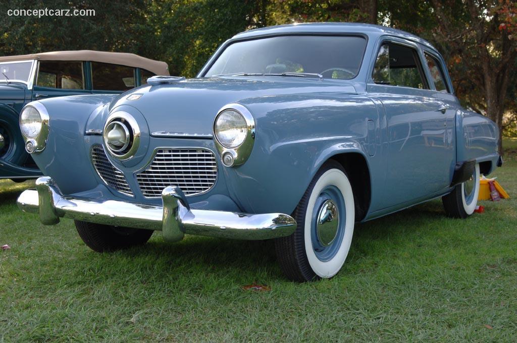 Studebaker-Packard Corporation 1951-c10