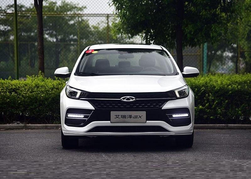 Nuevo Arrizo GX (3er-4to Trimestre en China) Arrizo11