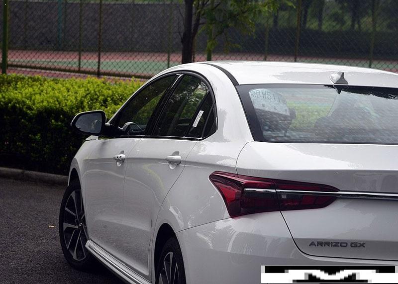 Nuevo Arrizo GX (3er-4to Trimestre en China) Arrizo12