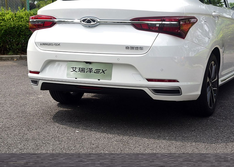 Nuevo Arrizo GX (3er-4to Trimestre en China) Arrizo14