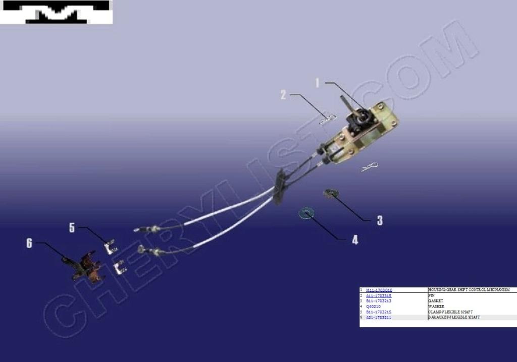 Kit de Embrague para  Chery Tiggo FL3-Problemas... Eldiox14