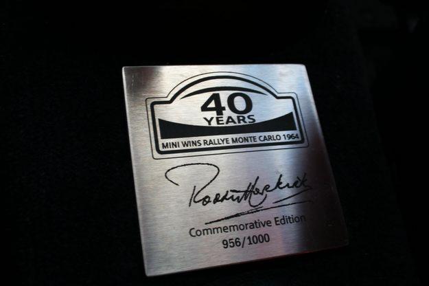 Servicio de las 100.000 millas TM MINI Cooper Mc40  Mc40_p10