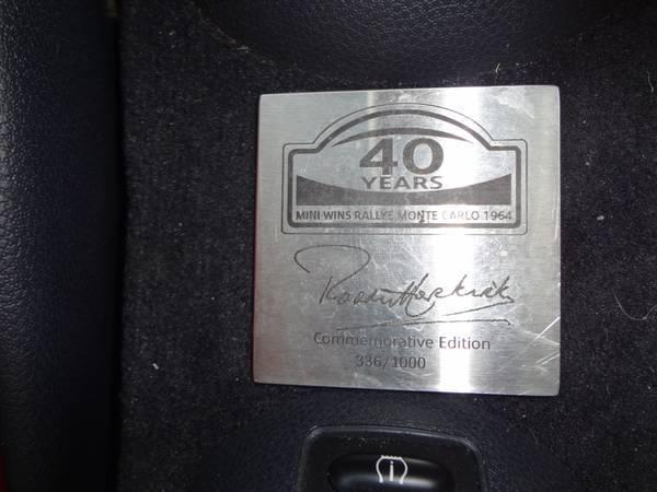 Servicio de las 100.000 millas TM MINI Cooper Mc40  Mini-610