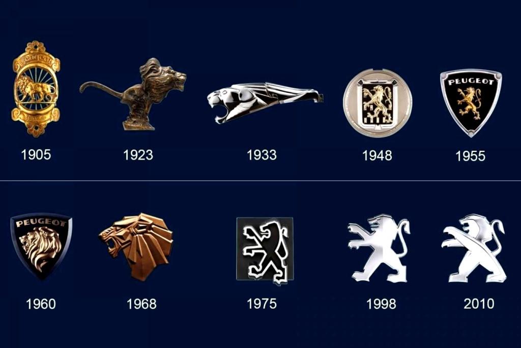 Historia: Emblema de Peugeot Peugeo10