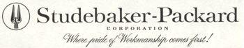 Studebaker-Packard Corporation Studep10