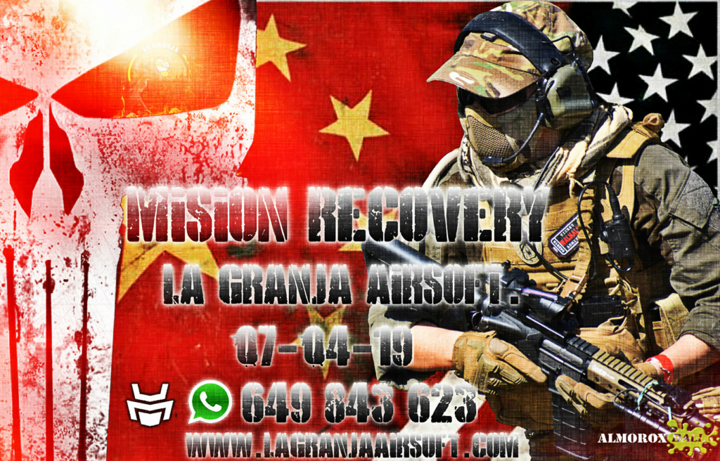 "MISION ""RECOVERY"". LA GRANJA AIRSOFT. 07-04-19 Mision12"