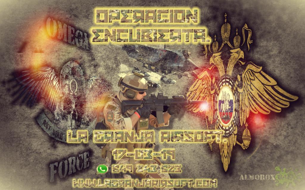 OPERACION ENCUBIERTA. LA GRANJA. PARTIDA ABIERTA. 17-03-19 Operac13