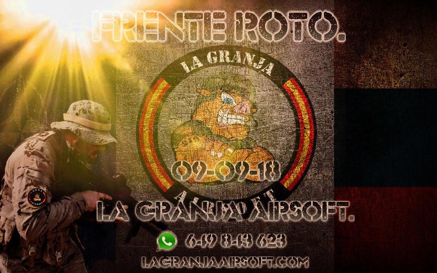 FRENTE ROTO. PARTIDA ABIERTA. 09-09-18 Photom10