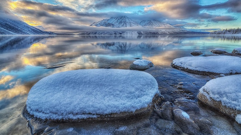 Зима, холод в картинках  - Страница 2 48034510