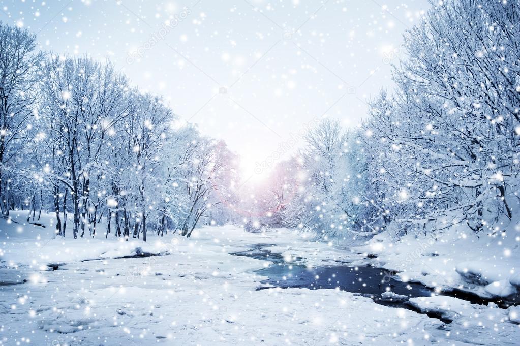 Зима, холод в картинках  Deposi10