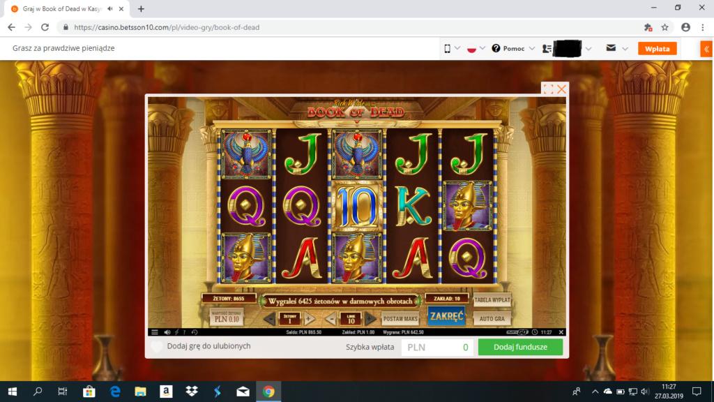 Screenshoty naszych wygranych (minimum 200zł - 50 euro) - kasyno - Page 27 Betsso10