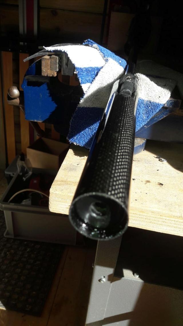 Gamo CFX : un réducteur de bruit maison 9410