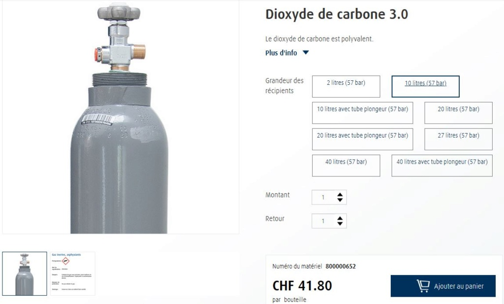 cartouche co2 12g rechargeable - Page 3 Co210