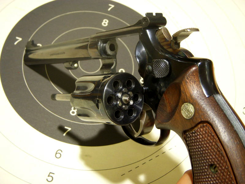 "Revolver S&W 17-3 ""TTT"" Smith-10"