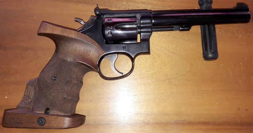 "Revolver S&W 17-3 ""TTT"" Smith-11"