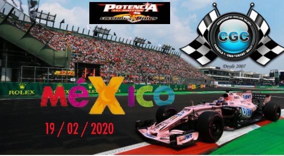 3 - GP MÉXICO 19/02/2020 Portad10