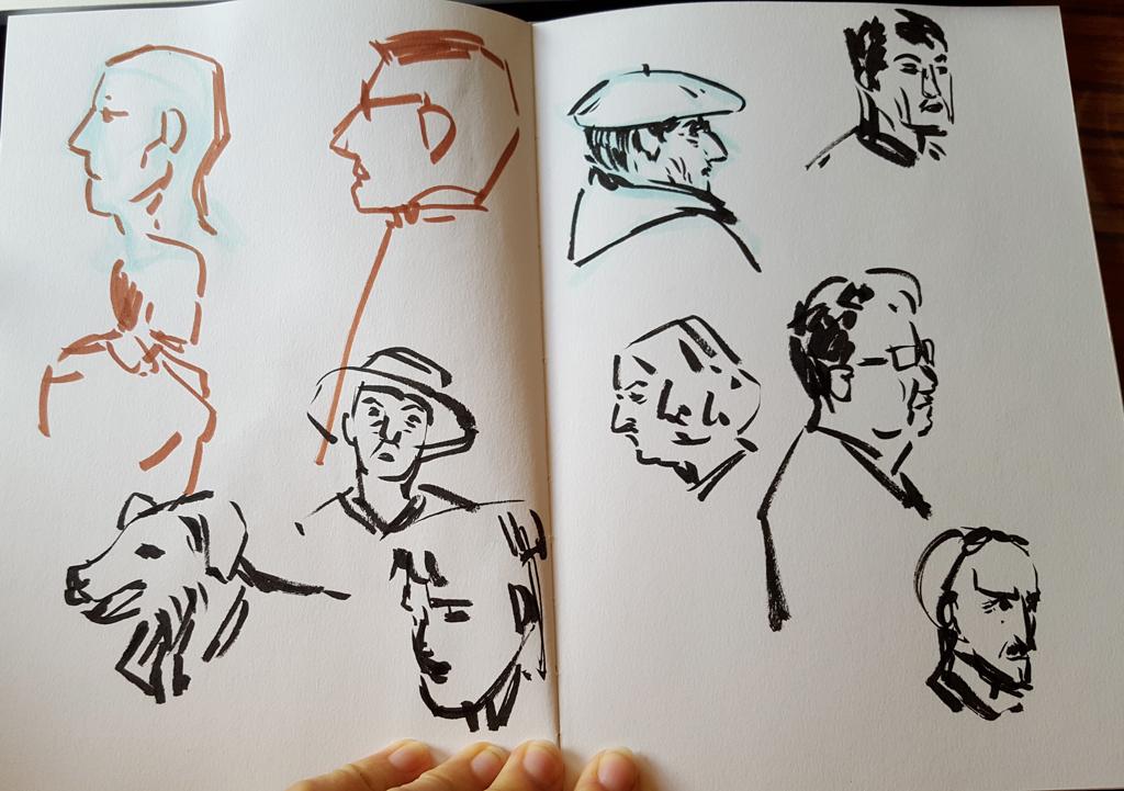 Sketchbook : IsaArne [ Challenge de l'ete P7 ] - Page 5 20180742