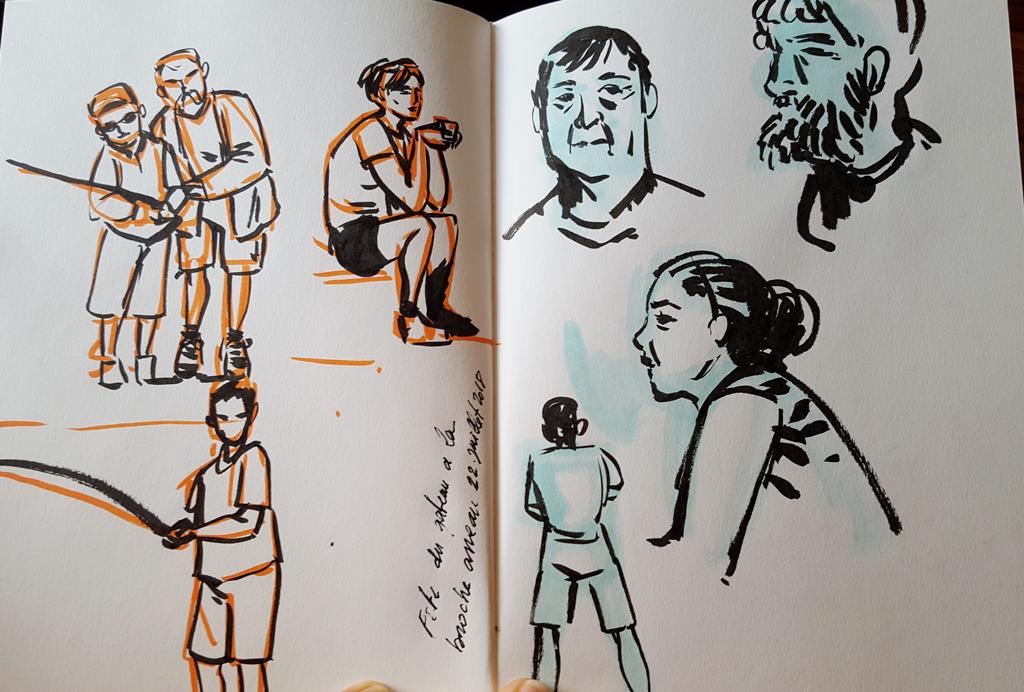 Sketchbook : IsaArne [ Challenge de l'ete P7 ] - Page 5 20180743