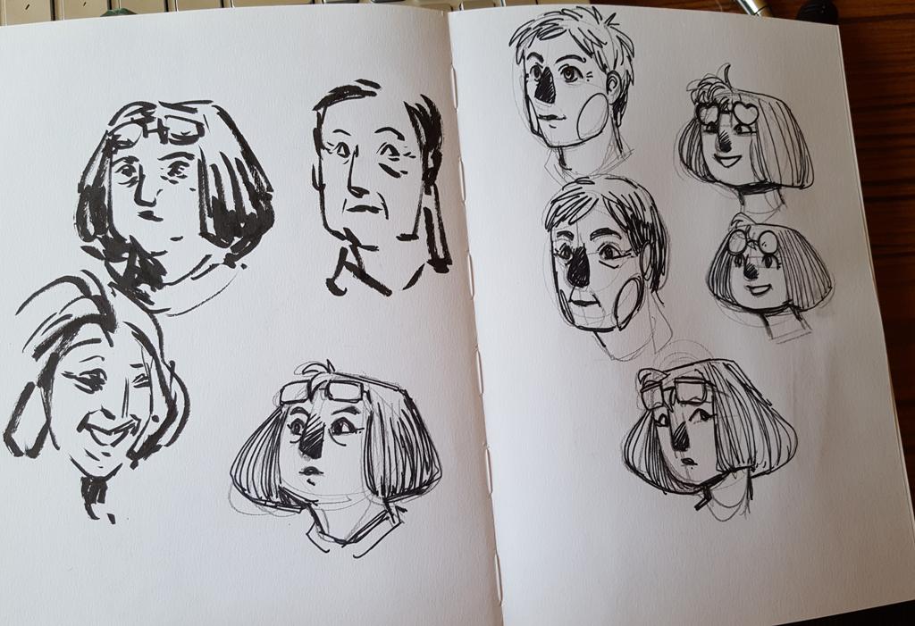 Sketchbook : IsaArne [ Challenge de l'ete P7 ] - Page 5 20180745