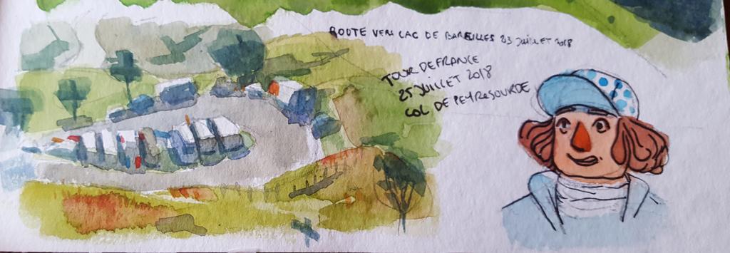 Sketchbook : IsaArne [ Challenge de l'ete P7 ] - Page 5 20180747