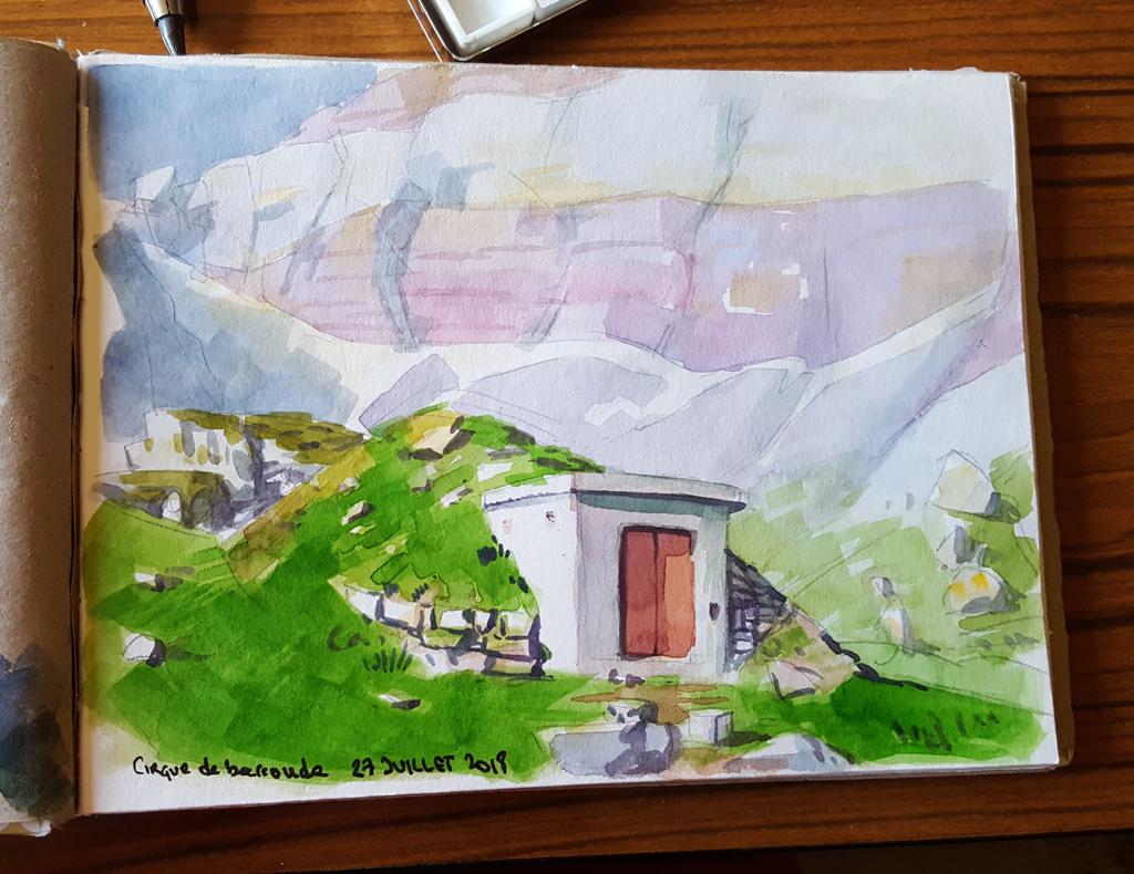 Sketchbook : IsaArne [ Challenge de l'ete P7 ] - Page 5 20180749