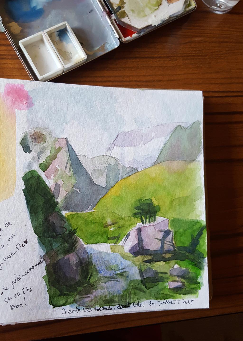 Sketchbook : IsaArne [ Challenge de l'ete P7 ] - Page 5 20180750
