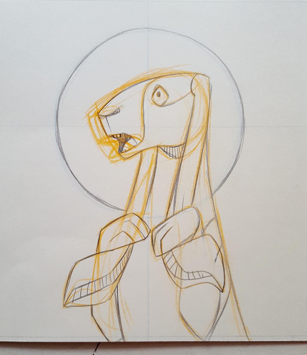 Sketchbook : IsaArne [ Challenge de l'ete P7 ] - Page 6 20180823