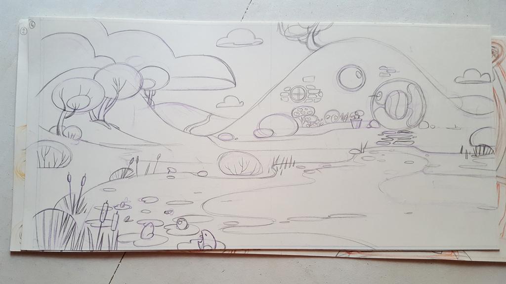 Sketchbook : IsaArne [ Challenge de l'ete P7 ] - Page 6 20180824