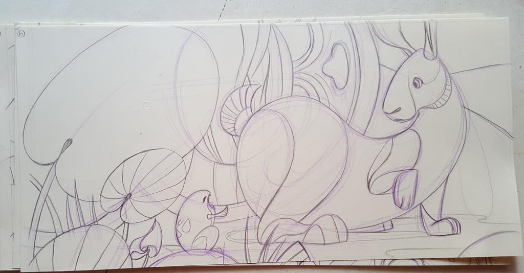 Sketchbook : IsaArne [ Challenge de l'ete P7 ] - Page 6 20180825
