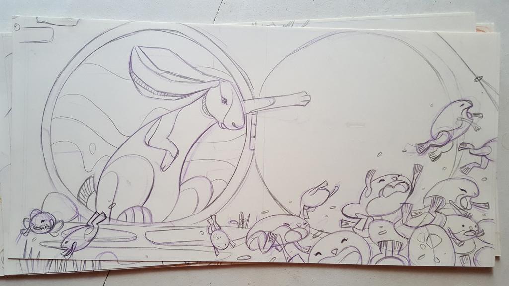Sketchbook : IsaArne [ Challenge de l'ete P7 ] - Page 6 20180826