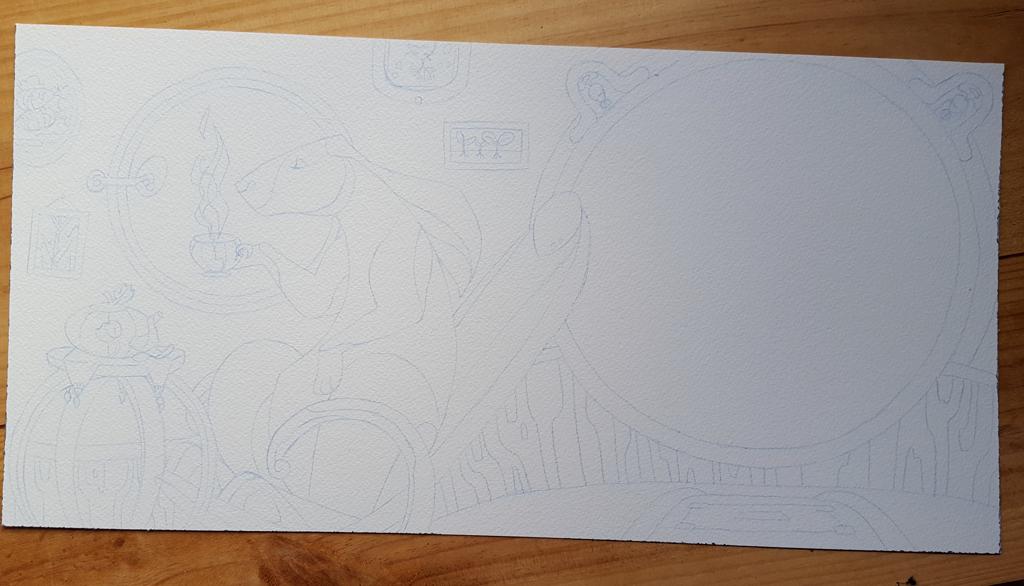 Sketchbook : IsaArne [ Challenge de l'ete P7 ] - Page 6 20180830