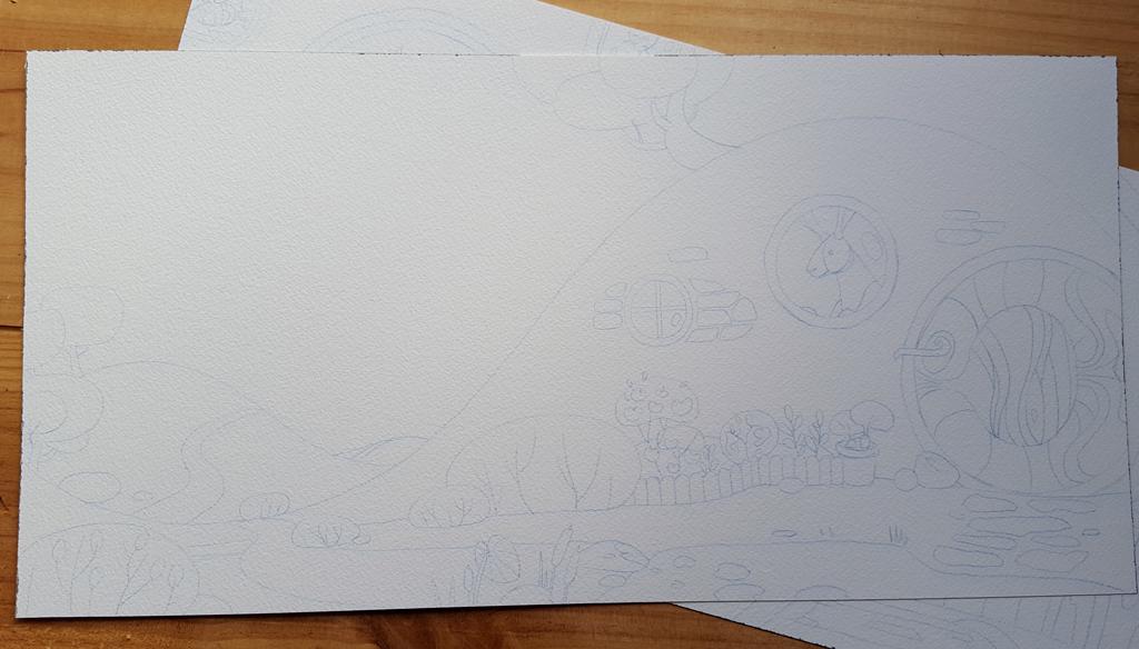 Sketchbook : IsaArne [ Challenge de l'ete P7 ] - Page 6 20180831